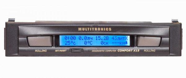 Multitronics X15